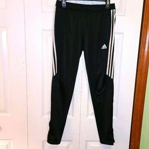 Adidas Black Climacool Jogger Track Pants sz Small